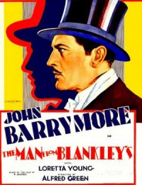 The Man from Blankley's poster