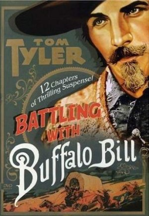 Battling with Buffalo Bill Cover