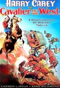 Cavalier of the West poster