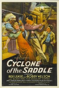 Cyclone of the Saddle poster