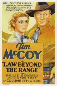 Law Beyond the Range poster