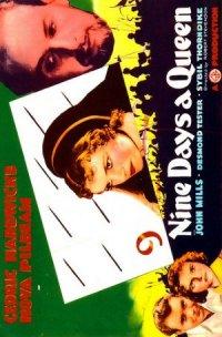 Nine Days a Queen poster