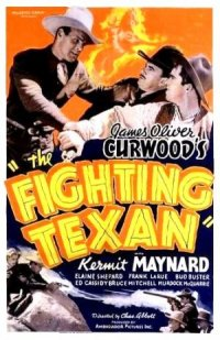 The Fighting Texan poster