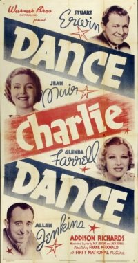 Dance Charlie Dance poster