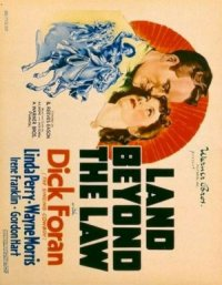 Land Beyond the Law poster