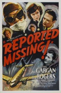 Reported Missing! poster