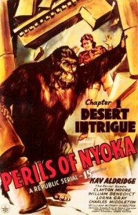 Perils of Nyoka poster