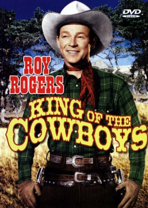 King of the Cowboys Dvd cover
