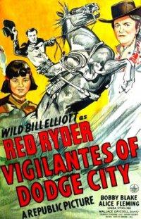 Vigilantes of Dodge City poster