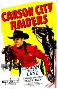 Carson City Raiders poster