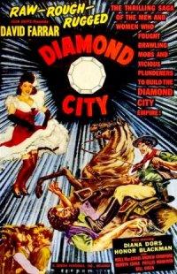 Diamond City poster