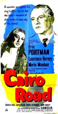Cairo Road poster