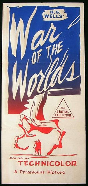 The War of the Worlds 350x738
