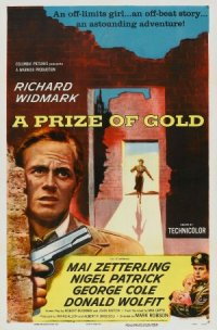 A Prize of Gold poster