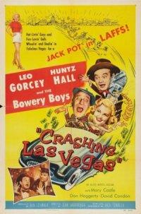 Crashing Las Vegas poster