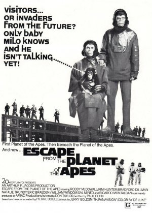 Escape from the Planet of the Apes 1146x1600