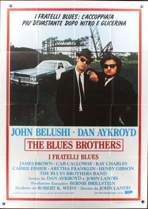 The Blues Brothers 1659x2337