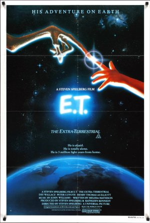E.T. the Extra-Terrestrial 2189x3243