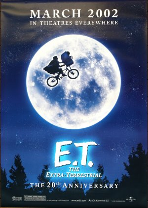 E.T. the Extra-Terrestrial 2145x3002