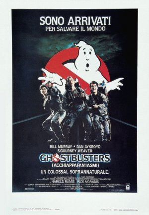 Ghostbusters 539x777