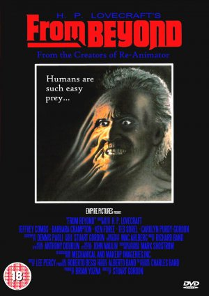 From Beyond Dvd cover