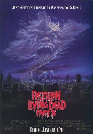 Return of the Living Dead: Part II 1227x1760