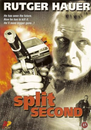 Split Second Dvd cover