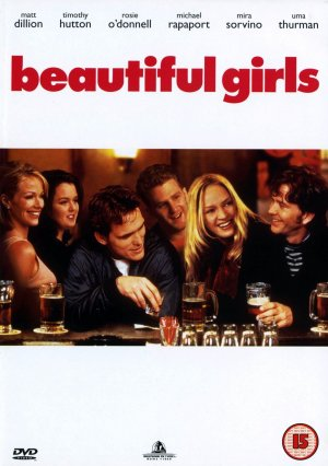 Beautiful Girls Dvd cover