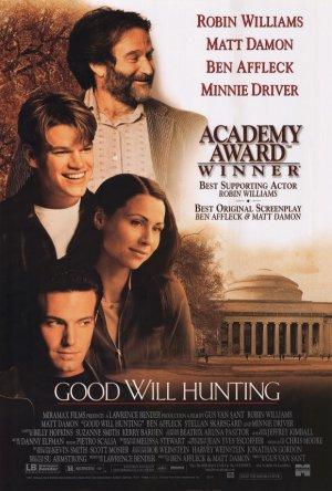 Good Will Hunting 580x859