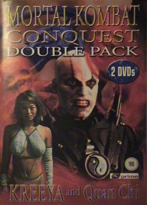 Mortal Kombat: Conquest 398x552