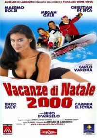 Vacanze di Natale 2000 poster