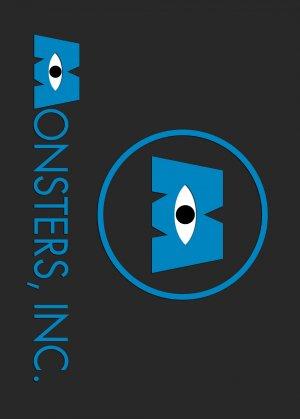 pixar logo font. Monsters+inc+logo+font