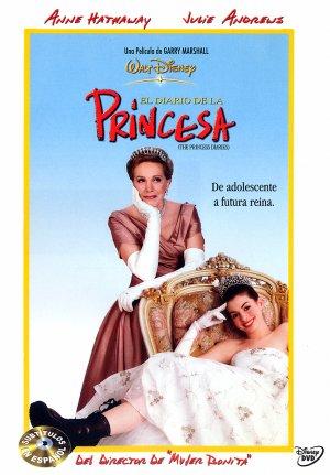The Princess Diaries 999x1435