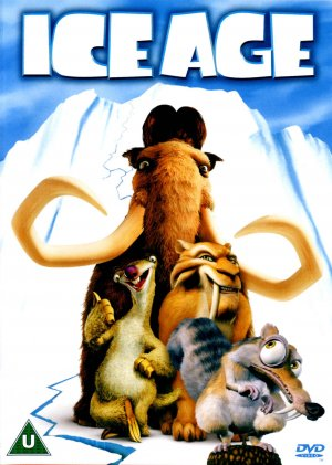 Ice Age Dvd cover