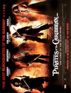 Pirates of the Caribbean: The Curse of the Black Pearl 496x650