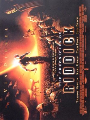 The Chronicles of Riddick 454x600