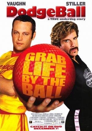 Dodgeball: A True Underdog Story 580x821