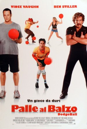 Dodgeball: A True Underdog Story 537x794