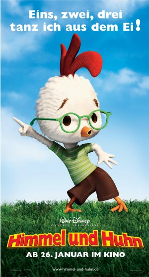 Chicken Little 2551x4735