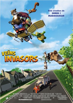 Over the Hedge 2487x3513