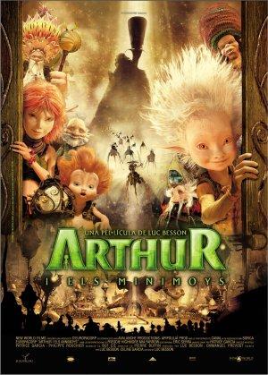 Arthur und die Minimoys 1302x1817