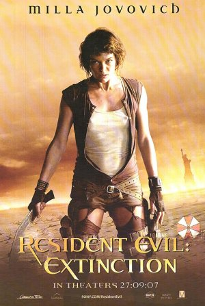 Resident Evil: Extinction 500x745