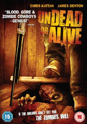 Undead or Alive: A Zombedy 1526x2162
