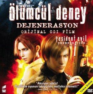 Resident Evil - Degeneration 495x500