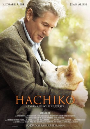 Hachi: A Dog's Tale 3499x4999