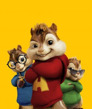 Alvin and the Chipmunks: The Squeakquel 945x1125
