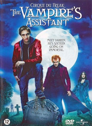 Cirque du Freak: The Vampire's Assistant 1543x2107