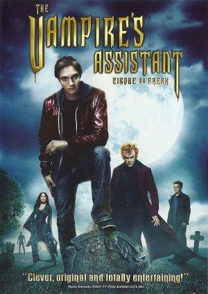 Cirque du Freak: The Vampire's Assistant 1009x1431