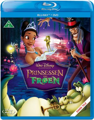 The Princess and the Frog 1584x2024