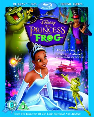 The Princess and the Frog 1611x2013
